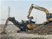 Chất thải xây dựng: Cần có quy định tiêu chuẩn kỹ thuật sản phẩm tái chế