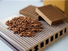 Sản xuất vật liệu composite thân thiện với môi trường từ bột gỗ