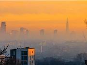 Ô nhiễm không khí liên quan đến các bệnh tâm thần nghiêm trọng
