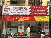 Chuỗi cửa hàng thực phẩm Homefarm nhận khoản đầu tư bảy chữ số từ quỹ của Alibaba