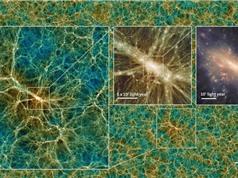 Vũ trụ ảo lớn nhất được tạo ra bởi siêu máy tính