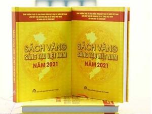 Sách vàng Sáng tạo Việt Nam năm 2021