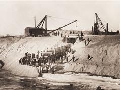 Dự án thay đổi dòng chảy sông Chicago