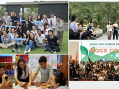 Thách thức cho giới trẻ trong các dự án vì khí hậu