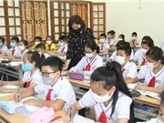 25 tỉnh thành đang tổ chức dạy học trực tiếp cho học sinh