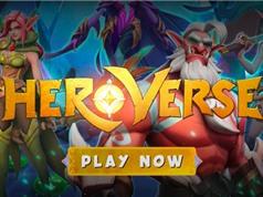 Game NFT HeroVerse huy động được 1,7 triệu USD