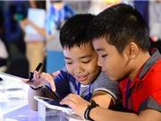 Chơi game phù hợp có thể cải thiện kết quả học tập của trẻ em