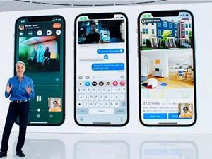 Apple phát hành chính thức hệ điều hành iOS 15