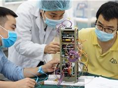 Phát triển công nghệ chế tạo vệ tinh: Chặng đường nhiều bấp bênh