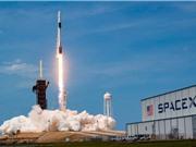 Tàu SpaceX đưa bốn phi hành gia nghiệp dư lên quỹ đạo