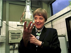 Di sản khoa học của Angela Merkel
