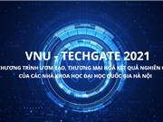 VNU lần đầu phát động chương trình ươm tạo và thương mại hóa kết quả nghiên cứu