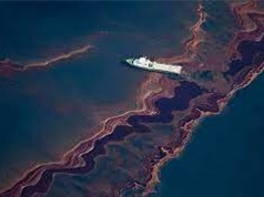 Sự cố tràn dầu nghiêm trọng tại Mỹ