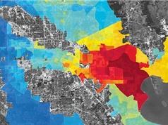 Công nghệ mới: Bổ sung dữ liệu cho ô nhiễm không khí