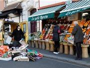Pháp sắp cấm bao bì nhựa bọc rau quả
