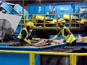 Công cụ mới tìm cách giảm thiểu, tái sử dụng và tái chế trong công nghiệp