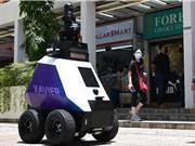 Singapore sử dụng robot tuần tra đô thị, gây lo ngại về quyền riêng tư