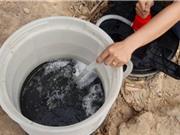 Hố ga tiện lợi cho phân tích nước thải, tìm dấu vết COVID-19 trong cộng đồng