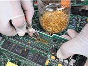 Công nghệ tách vàng trực tiếp từ bo mạch điện tử